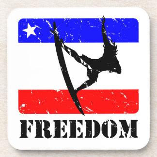 Freedom Surfing KITCHENWARE Drink Coaster