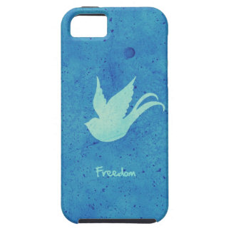 Freedom swallow iPhone 5 cover