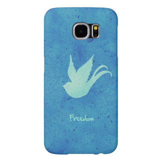 Freedom swallow samsung galaxy s6 cases