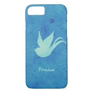 Freedom swallow iPhone 8/7 case
