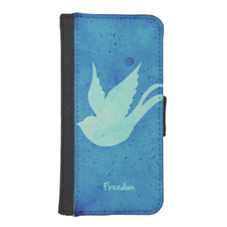 Freedom swallow iPhone 5 wallet case