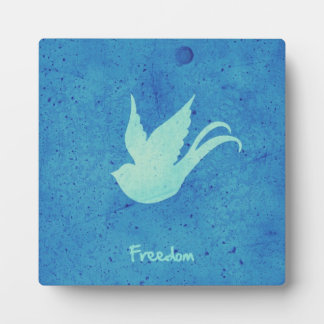 Freedom swallow plaques