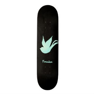 Freedom swallow skate deck