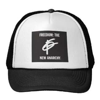 Freedom the new Anarchy Trucker Hat