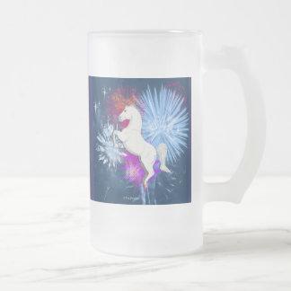 Freedom Time Horse Mug