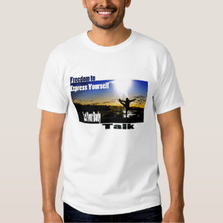 Freedom to Express Yourself Men´s T-shirt White