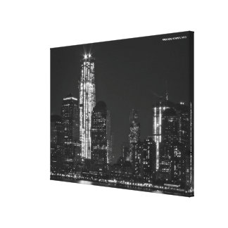 Freedom Tower 911 NYC Canvas 24x18