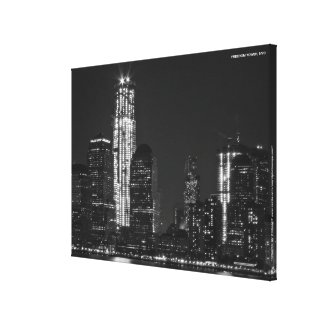 Freedom Tower 911 NYC Canvas 24x18 Stretched Canvas Prints