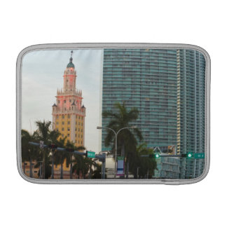Freedom tower and highrise buildings sleeve for MacBook air