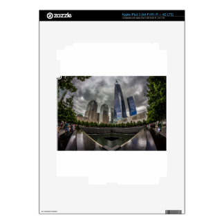 Freedom Tower iPad 3 Decal