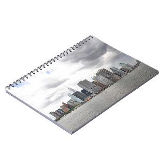 Freedom Tower Lower Manhattan Notebooks