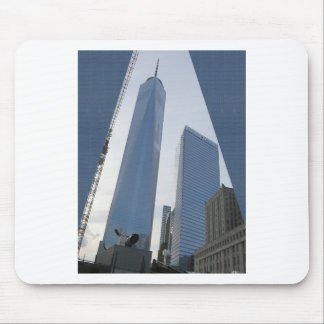 Freedom Tower New York formerly World Trade Centre Mouse Pad