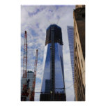 Freedom Tower Rising Poster