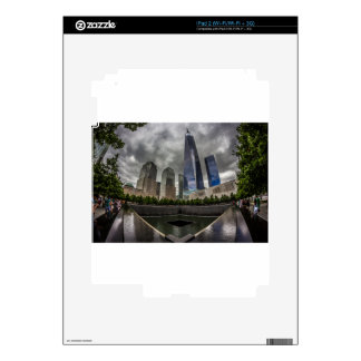 Freedom Tower Skin For The iPad 2