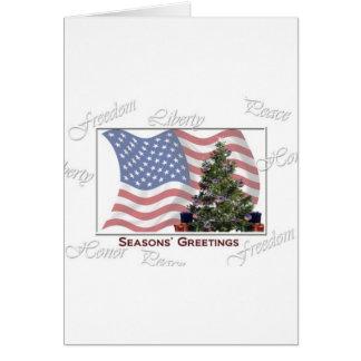 Freedom Tree Card