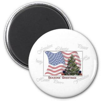 Freedom Tree Magnet