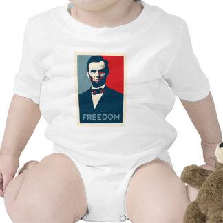 Freedom Baby Bodysuits