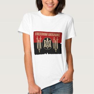 Freedom Ukraine T Shirt