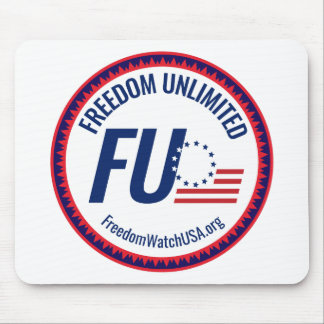 Freedom Unlimited Mouse Pad