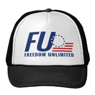 Freedom Unlimited Trucker Hat