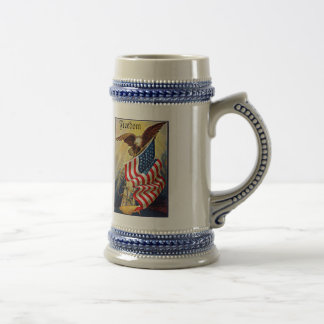 Freedom USA Eagle Beer Stein