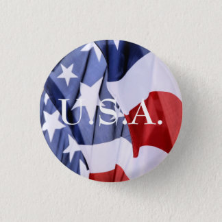Freedom USA Flag Buttons