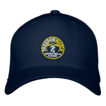 Freedom Watch Embroidered Baseball Hat