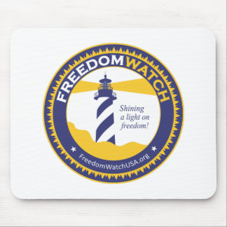 Freedom Watch Mouse Pad