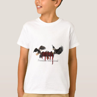 Freedom Wins T-Shirt