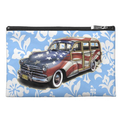 Freedom Woody Hawaiian Travel Bags Travel Accessories Bag
