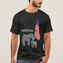 Freedom Worth Fighting For T-Shirt