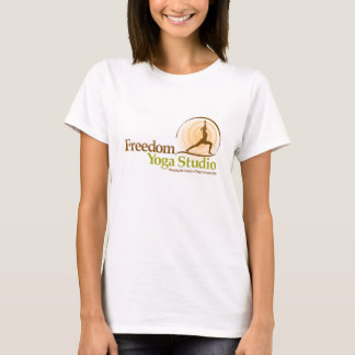 Freedom Yoga Studio Womens T T-Shirt