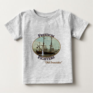 freedomfighters, The USS Constitution Baby T-Shirt