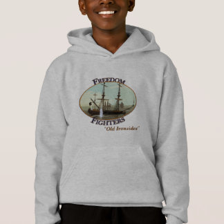 freedomfighters, The USS Constitution Hoodie