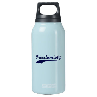 Freedomista Insulated Water Bottle