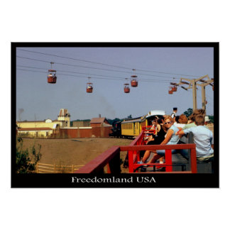 Freedomland USA Posters