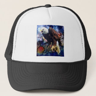 FREEDOM'S CALL TRUCKER HAT