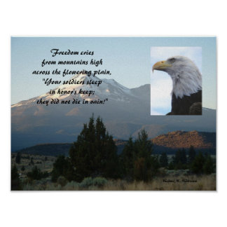 Freedom's Cry Print