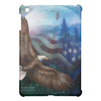 Freedom's Flight - Eagle Art for iPad iPad Mini Cover
