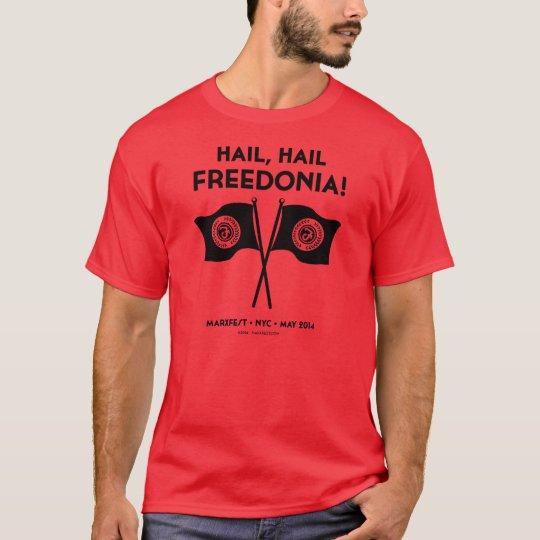 Freedonia Unisex Tee (Red)