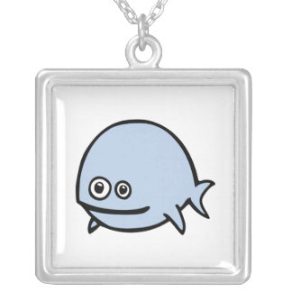 FreeDos Fish - Blue Jewelry
