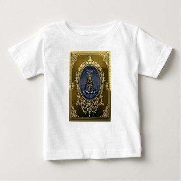 USA Themed freeemasonryh baby T-Shirt