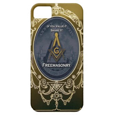 USA Themed freeemasonryh iPhone SE/5/5s case