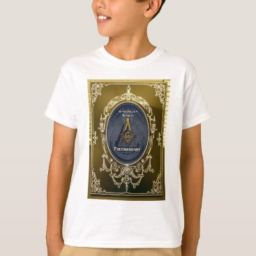 USA Themed freeemasonryh T-Shirt
