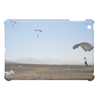 Freefall parachute jumpers iPad mini covers