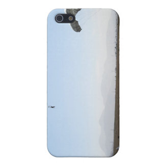 Freefall parachute jumpers iPhone SE/5/5s case