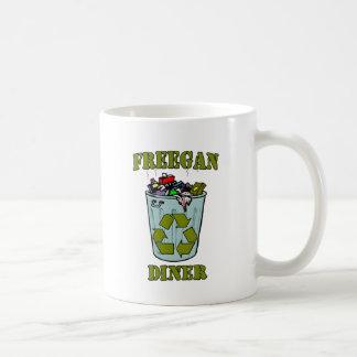 Freegan Diner Coffee Mug