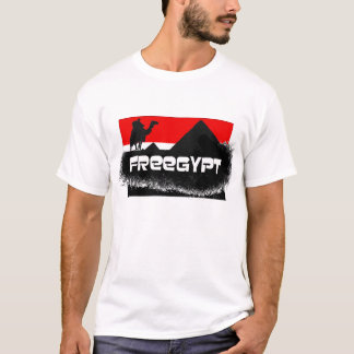 FREEGYPT with Flag T-Shirt