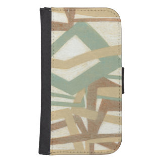 Freehand Painting by Norman Wyatt Samsung S4 Wallet Case