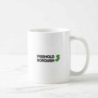 Freehold Borough, New Jersey Coffee Mugs